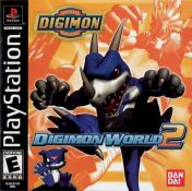 Cover Digimon World 2