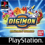 Cover Digimon World