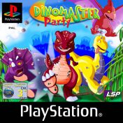 Cover Dinomaster Party