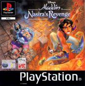 Cover Disney's Aladdin in Nasira's Revenge