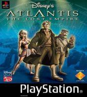 Cover Disney's Atlantis: The Lost Empire