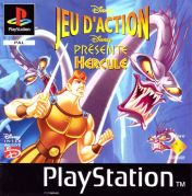 Cover Disney's Hercules Action Game