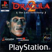 Cover Dracula: The Last Sanctuary