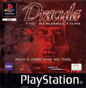 Cover Dracula: The Resurrection