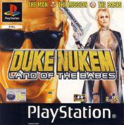 Cover Duke Nukem: Land of the Babes