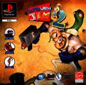 Cover Earthworm Jim 2