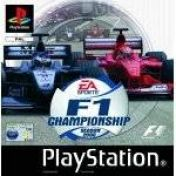 Cover F1 Championship Season 2000