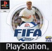 Cover FIFA 2001 Major League Soccer