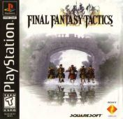Cover Final Fantasy Tactics (PSX)