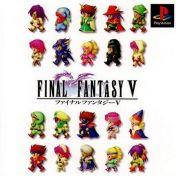 Cover Final Fantasy V