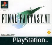 Cover Final Fantasy VII (PSX)