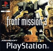 Cover Front Mission 3