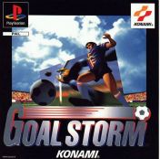 Cover Goal Storm