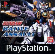 Cover Gundam: Battle Assault