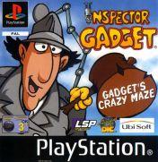 Cover Inspector Gadget: Gadget's Crazy Maze