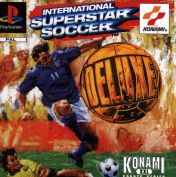 Cover International Superstar Soccer Deluxe