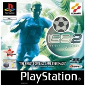 Cover International Superstar Soccer Pro Evolution 2