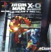 Cover Iron Man / X-O Manowar in Heavy Metal