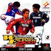 Cover J-League Jikkyou Winning Eleven 2001
