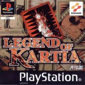 Cover Kartia: The Word of Fate