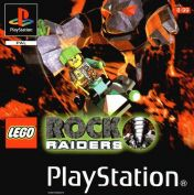 Cover LEGO Rock Raiders