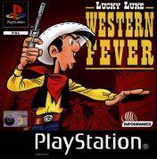 Cover Lucky Luke: Western Fever