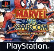 Cover Marvel vs. Capcom: Clash of Super Heroes