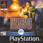 Cover Medal of Honor Underground