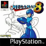 Cover Mega Man 8 Anniversary Edition