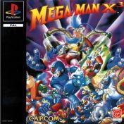 Cover Mega Man X3