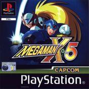 Cover Mega Man X5