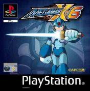 Cover Mega Man X6 (PSX)