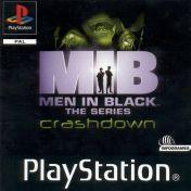 Cover Men in Black - The Series: Crashdown