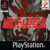 Cover Metal Gear Solid (PSX)