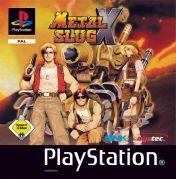 Cover Metal Slug X
