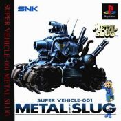 Cover Metal Slug