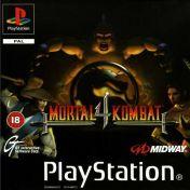 Cover Mortal Kombat 4