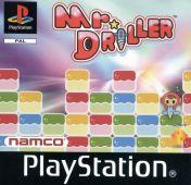 Cover Mr. Driller