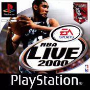 Cover NBA Live 2000