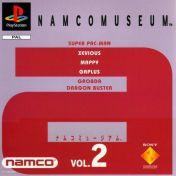 Cover Namco Museum Vol. 2
