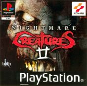 Cover Nightmare Creatures II