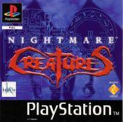 Cover Nightmare Creatures