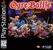Cover Ogre Battle: The March of the Black Queen