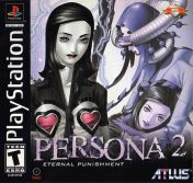 Cover Persona 2: Eternal Punishment