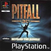 Cover Pitfall 3D: Beyond the Jungle