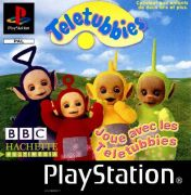 Cover Play with the Teletubbies