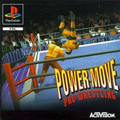 Cover Power Move Pro Wrestling