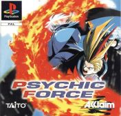 Cover Psychic Force