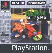 Cover Radikal Bikers (PSX)