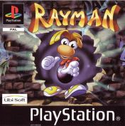 Cover Rayman (PSX)